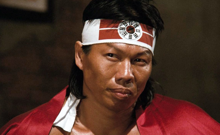 Profile of Bolo Yeung