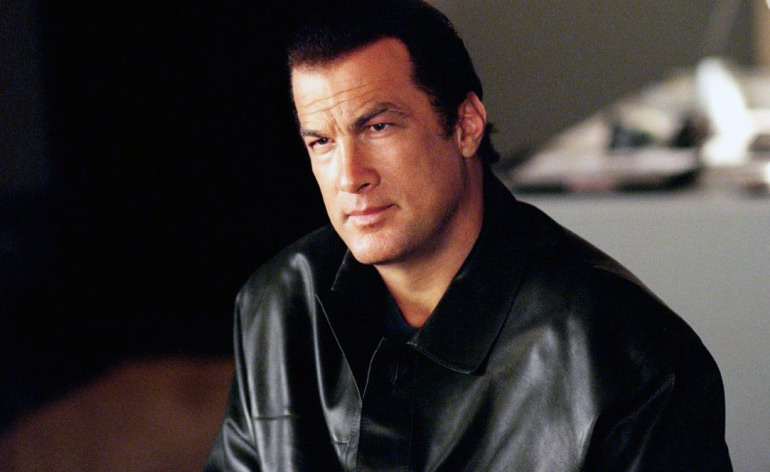 Happy Birthday Steven Seagal!