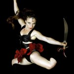 Cecily Fay -Babes with Blades