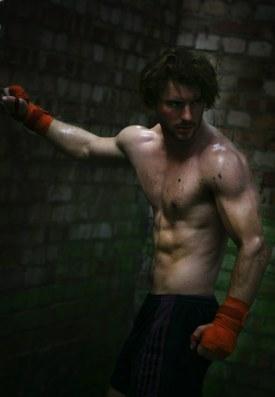 Chris Howard -training 1