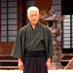 Togo Igawa plays Sensei Takeda in Ninja
