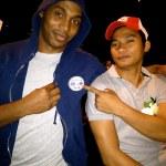 Marrese and Tony Jaa