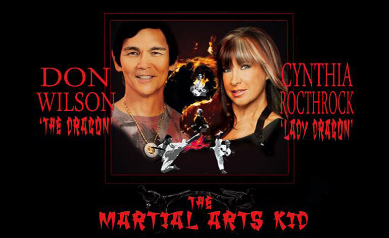 The Martial Arts Kid hits Kickstarter goal!