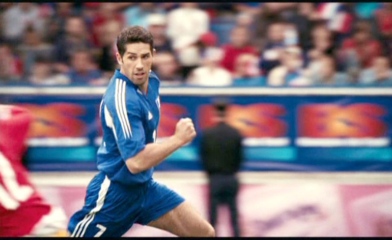 Scott Adkins to play for England!