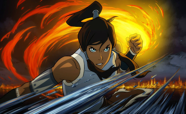 Legend of Korra game coming this fall!