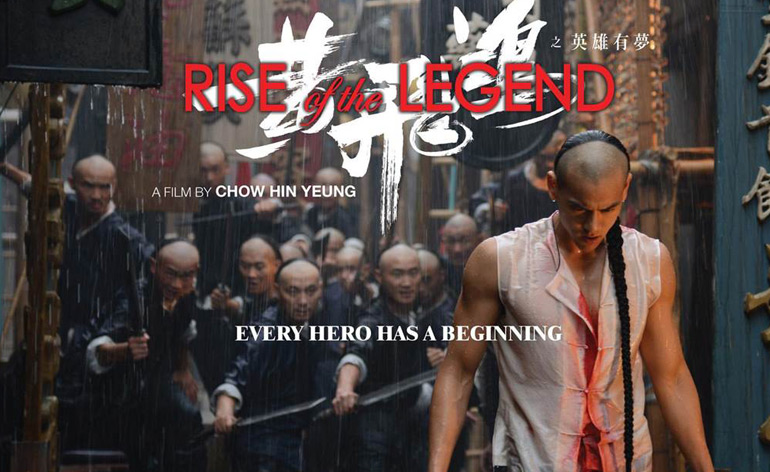 Second trailer for Rise of the Legend arrives!