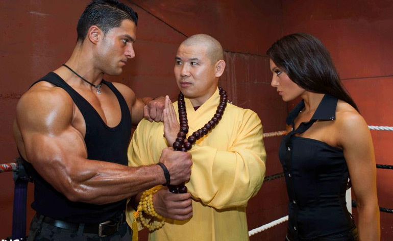 Iron Monk movie to launch Kickstarter!