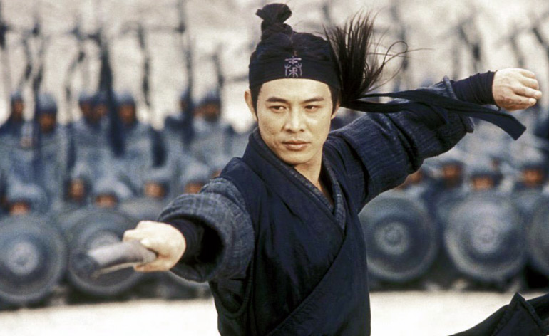 Profile of Jet Li