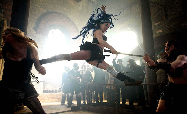Babes with Blades trailer debuts!