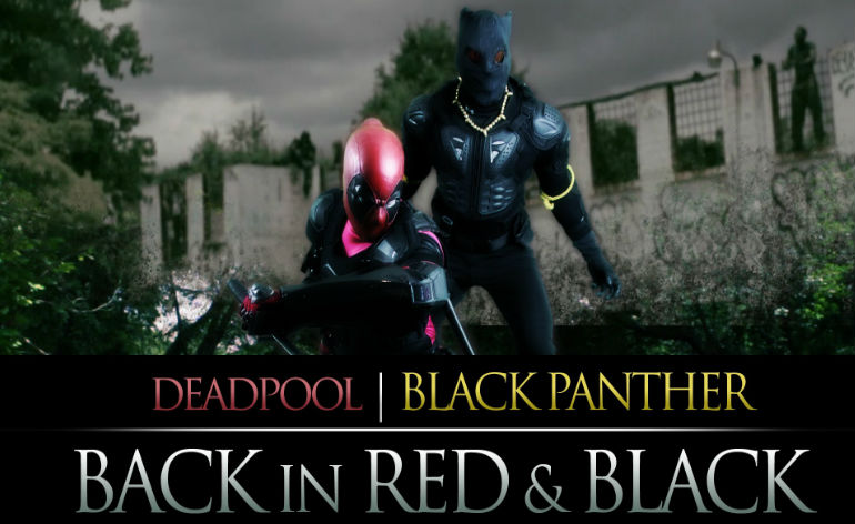 Deadpool and Black Panther fan film debuts!