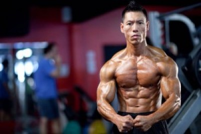 David Yeung on top form