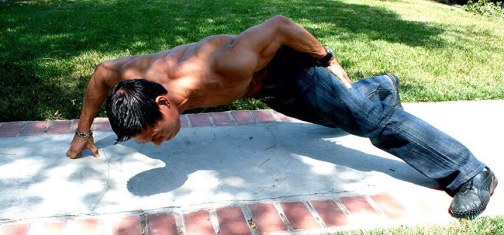 INTENSE!-One-hand-finger-joint-push-up