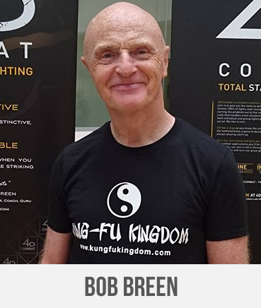 Bob Breen - Kung-Fu Kingdom