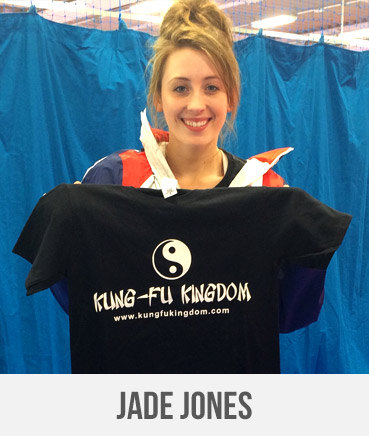Jade Jones - Kung-Fu Kingdom