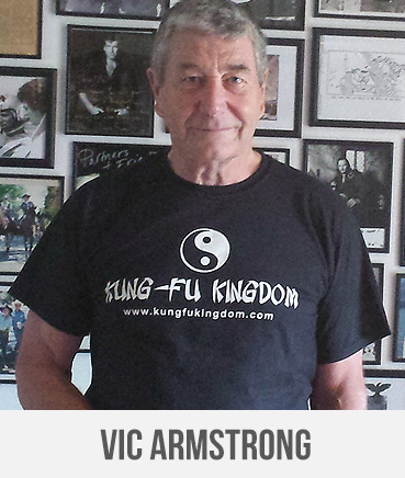 Vic Armstrong