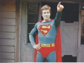 Is it a bird, is it a plane, no it's the world's greatest stuntman!