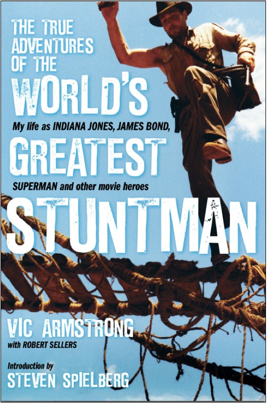 Vic's book -front cover