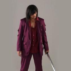 Kazu Patrick Tang -Dragonwolf 1