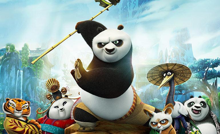 Kung Fu Panda 3 Exclusive!