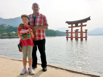 A visit to Miyajima 2013