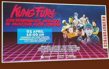 Kung Fury - The main event
