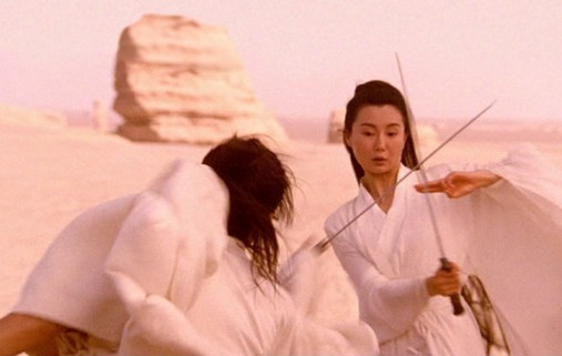 Maggie Cheung as Snow in Hero
