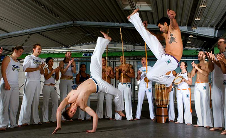 Martial Art of the Month: Capoeira