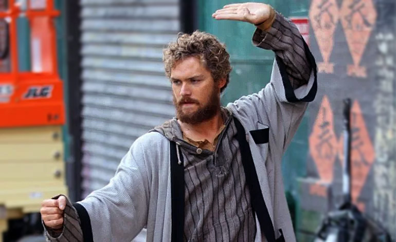 Iron Fist trailer debuts at San Diego Comic-Con!