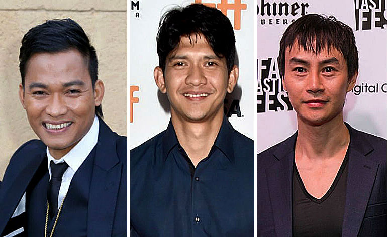 Jaa, Uwais, Chen and Stahelski Board Triple Threat! - Kung Fu Kingdom