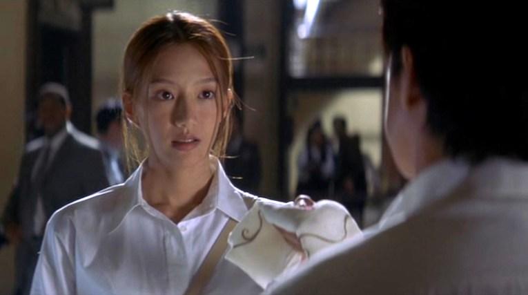 Kim Min-jeong stars as Carmen Wong, a CIA Agent