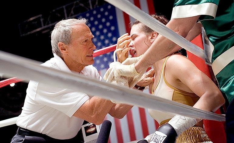 Million Dollar Baby (2004) - Kung Fu Kingdom