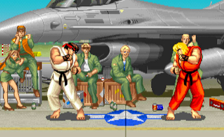 Top 10 Fighting Games From The 1980's!