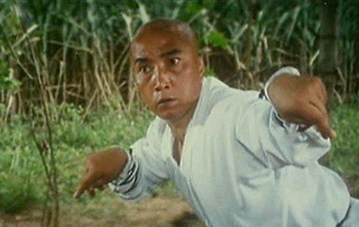 Yu Hai uses his real life Mantis skills
