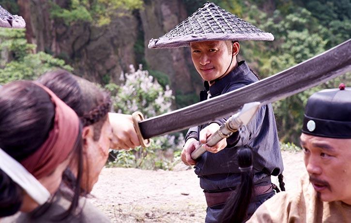 Cheung zealous in battle