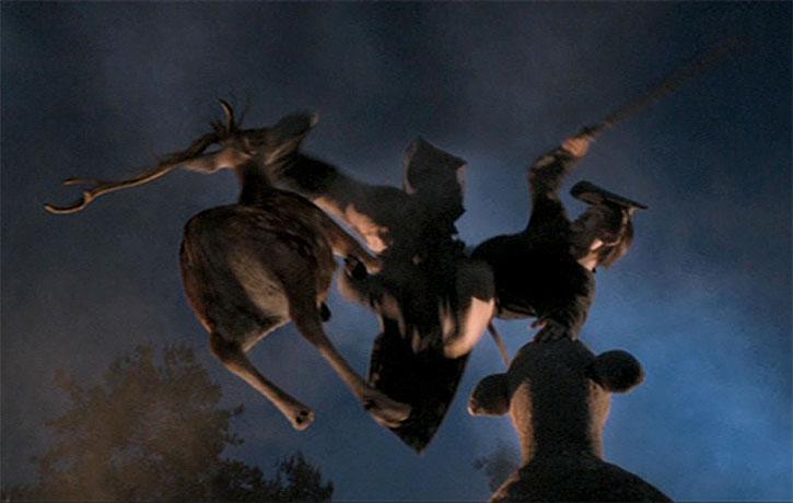 Oh deer...!