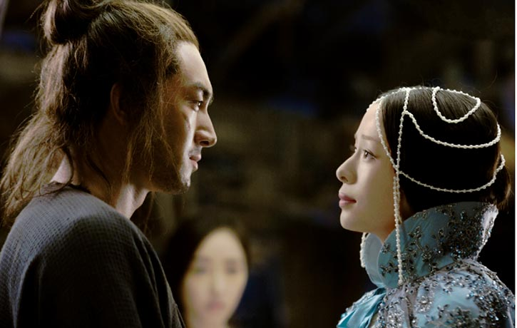 The film captures the heart, soul, romance and humour of classic wuxia novels