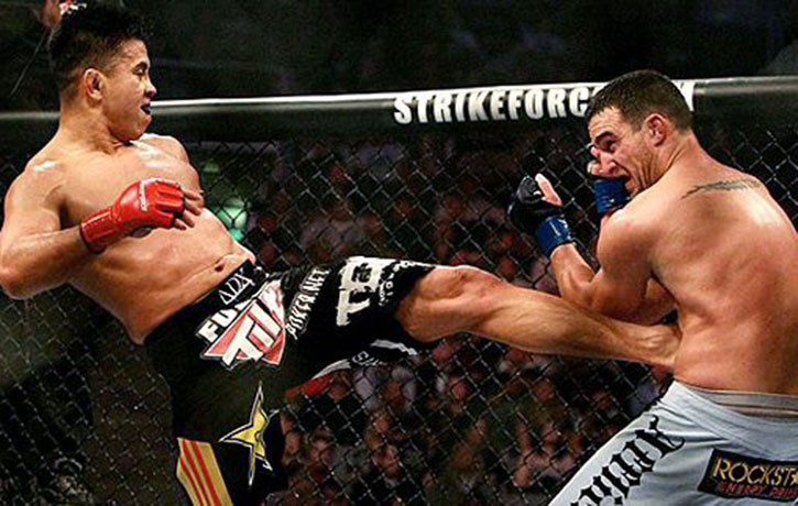 Cung is renown as one of the most formidable kickers in MMA