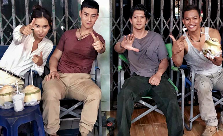 Triple Threat officially underway! - Kung Fu Kingdom