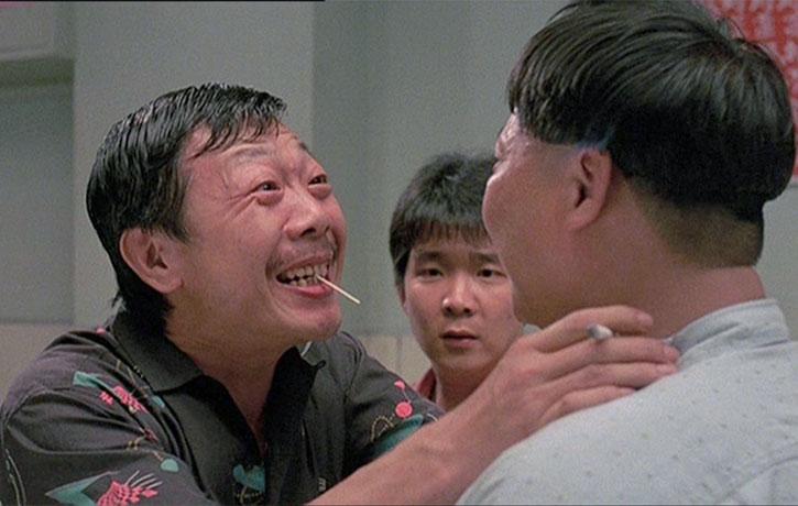 Wu Ma has a cameo