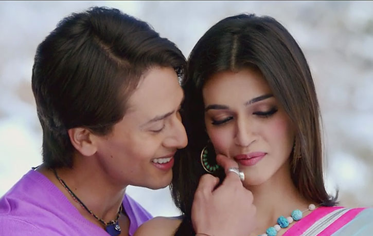 Bablu imagining his love life with Dimpy