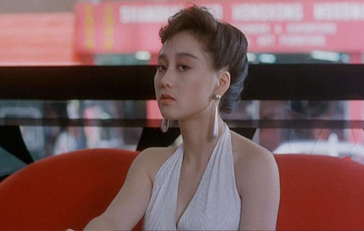 Nina Li is known as the Marilyn of the East