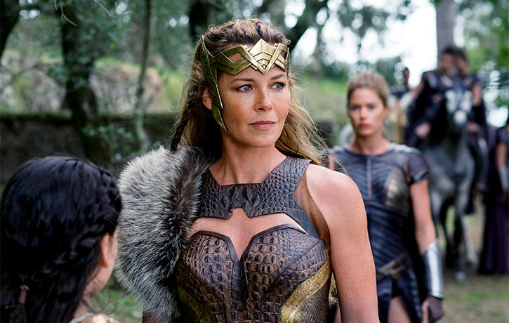Queen Hippolyta a true leader
