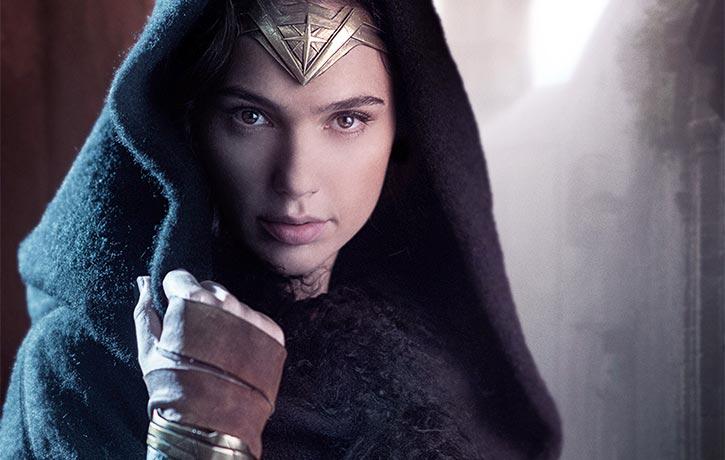 Wonder Woman prepares to enter the world of man