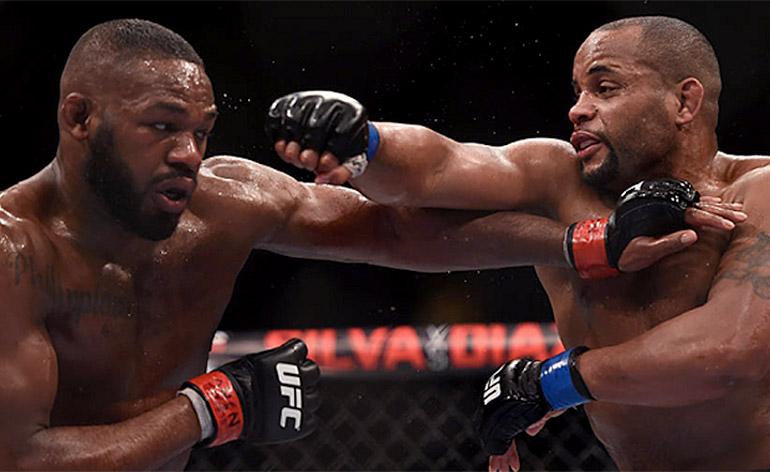 UFC 214: Daniel Cormier VS Jon Jones - Kung Fu Kingdom