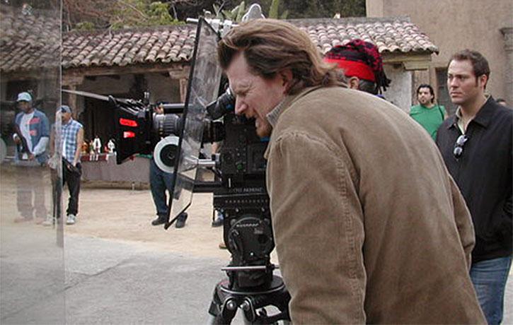 Jesse frames the sure shot!
