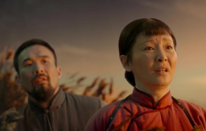 Award-winning dramatic actress Xu Fan stars as Auntie Qin