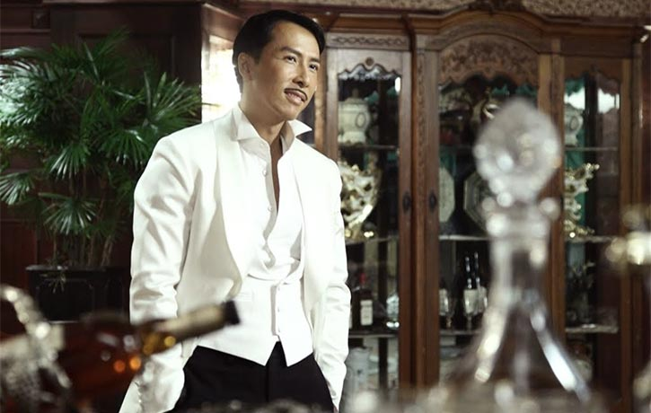 Donnie Yen is solid as a dashing Chen Zhen