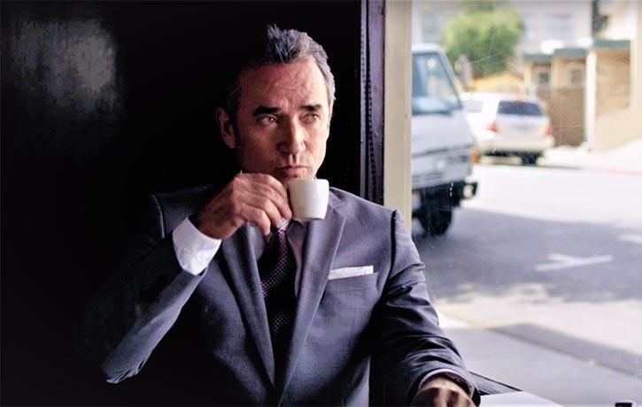 Douglass Olsson as Jack Lee's former boss, mobster Michael Banducci
