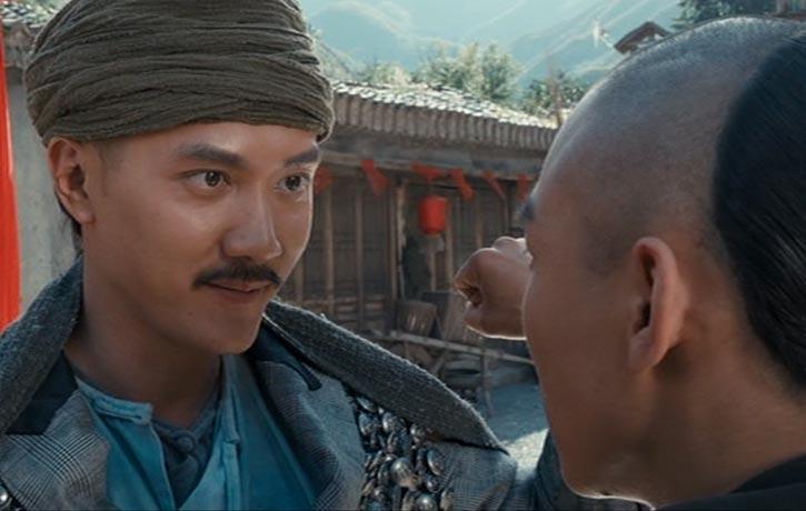 Feng Shaofeng plays Chen Yuniang's estranged brother Chen Zaiyang