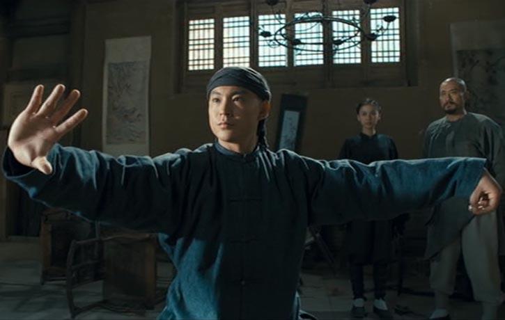 Lu Chan is ready for battle